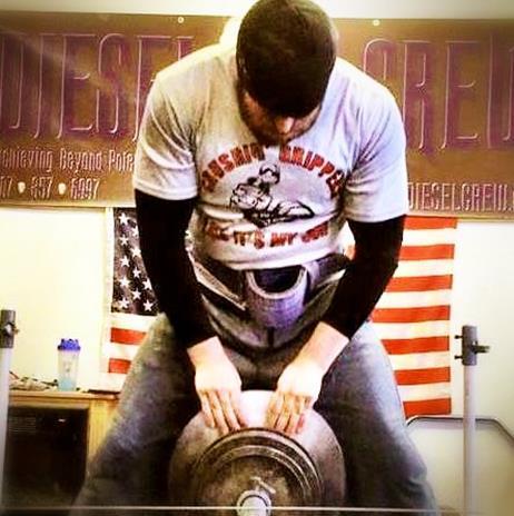 Grip Training: Intervista a Jedd Johnson