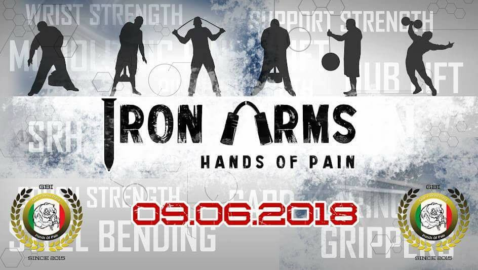 Evento di Iron Arms 2