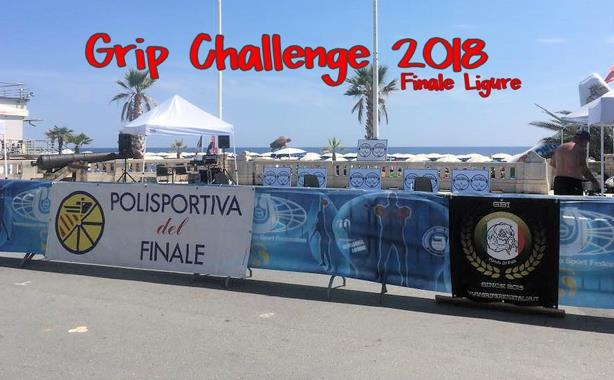Grip Challenge Finale Ligure 2018